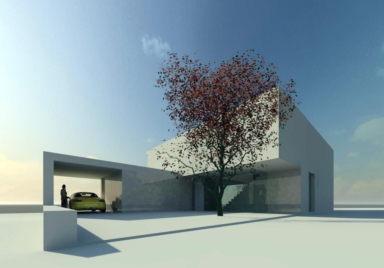 Haus H / Mainz – Kollmann Architekten